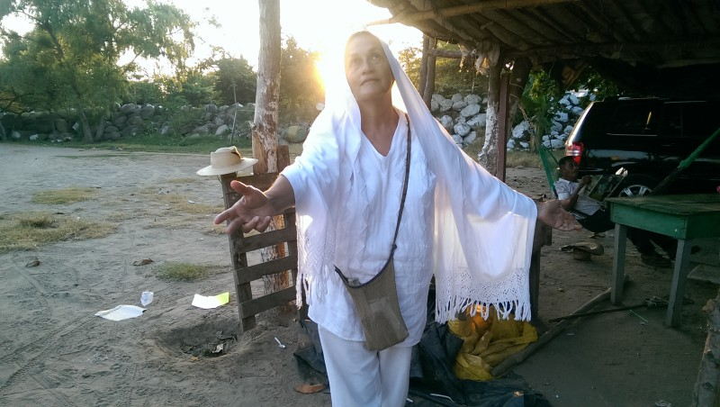 Trans Jesus-A. Ayutla, Guatemala, August 5 2015. Photo by Marcial Godoy.